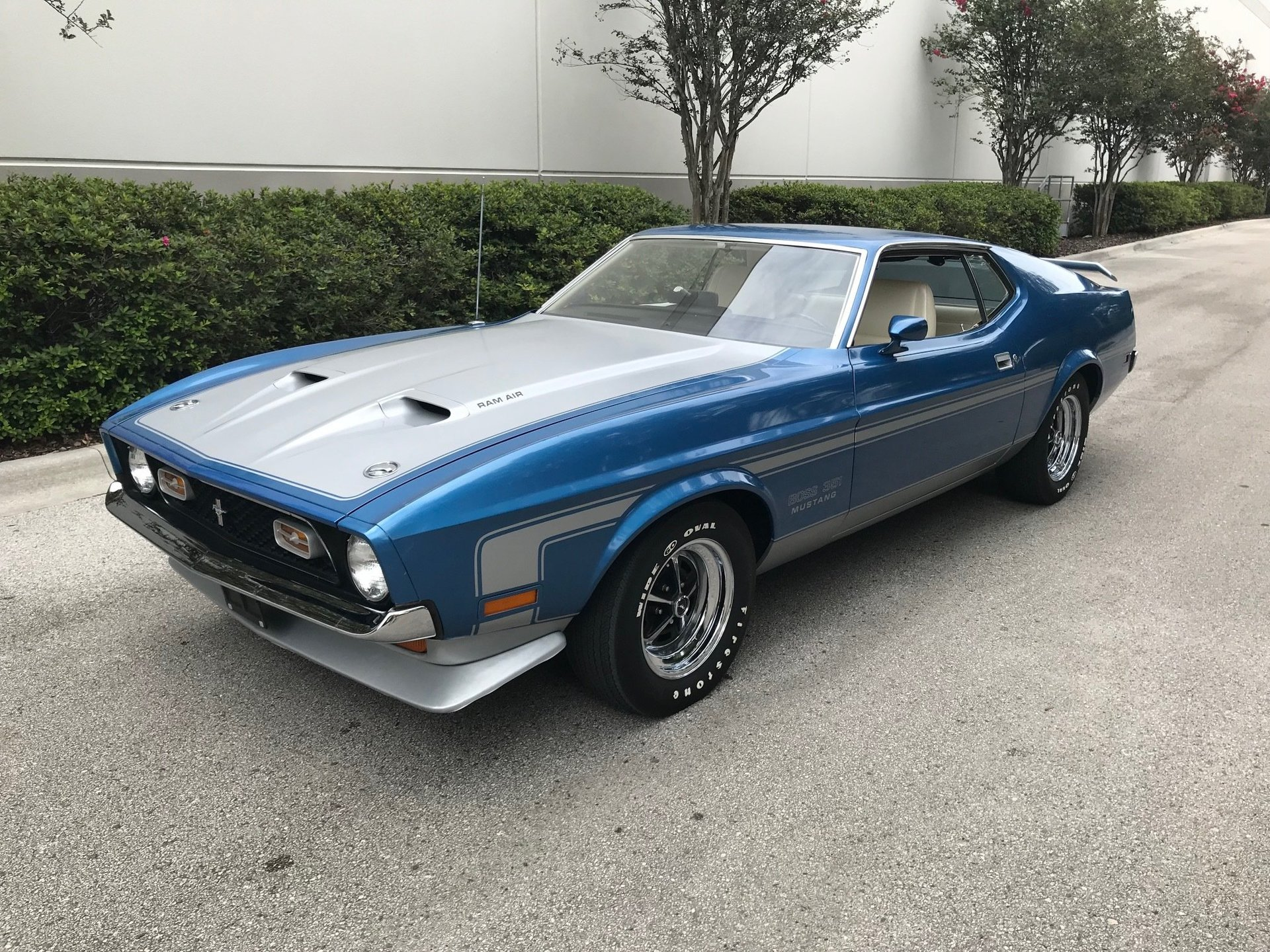 1971 Ford Mustang Boss 351 For Sale  89981