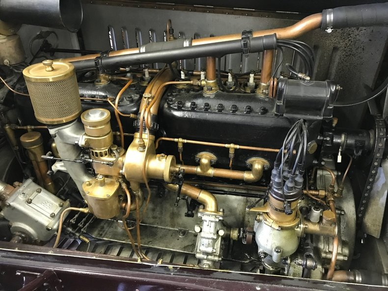 For Sale 1924 Rolls-Royce Silver Ghost