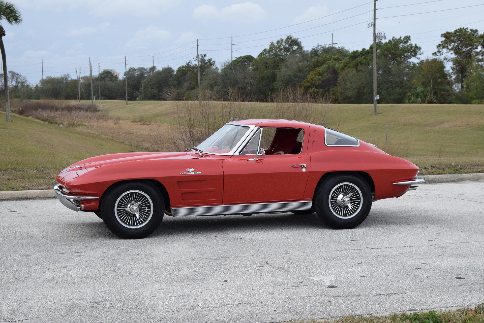 1963 chevrolet corvette orlando classic cars for 1963 split window corvette for sale in canada