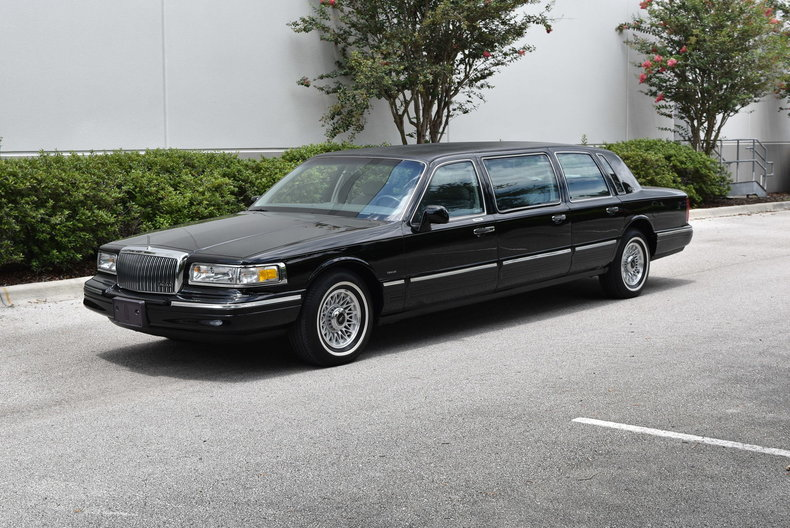 For Sale 1997 Lincoln Limousine