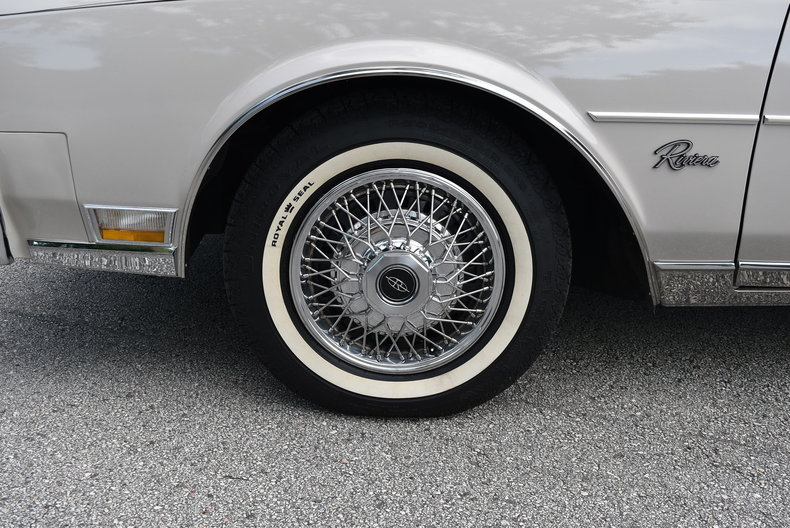 For Sale 1984 Buick Riviera