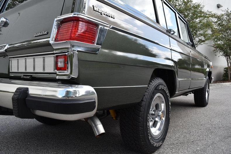For Sale 1979 Jeep Wagoneer
