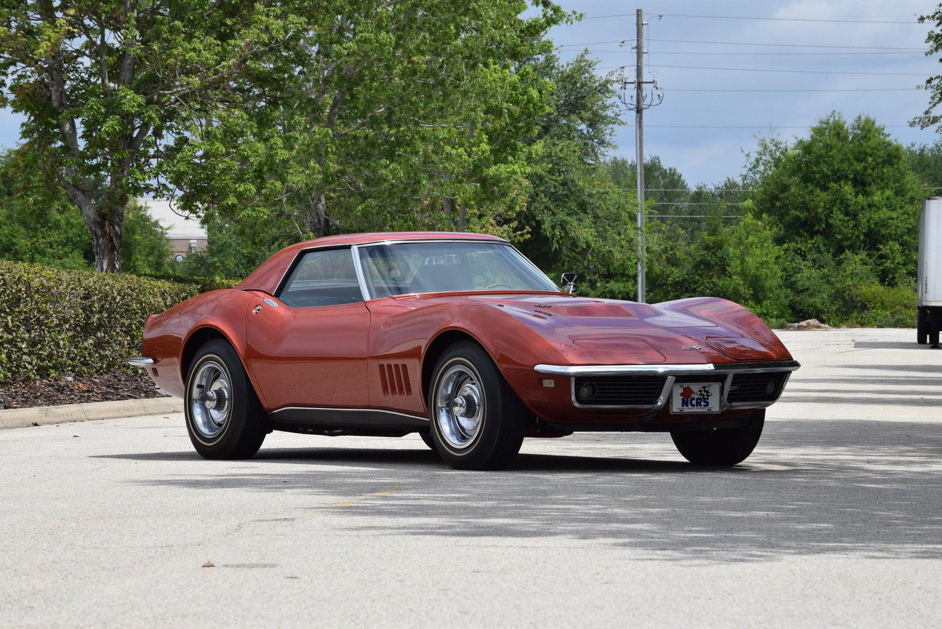 1968 Chevrolet Corvette | Orlando Classic Cars
