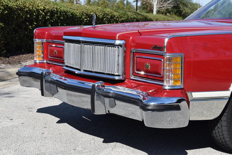 For Sale 1977 Mercury Grand Marquis