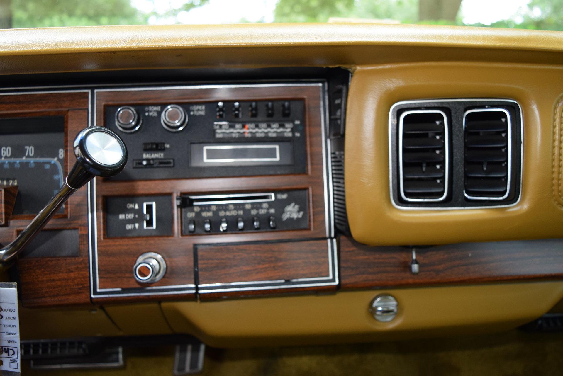 1978 Chrysler New Yorker | Orlando Classic Cars