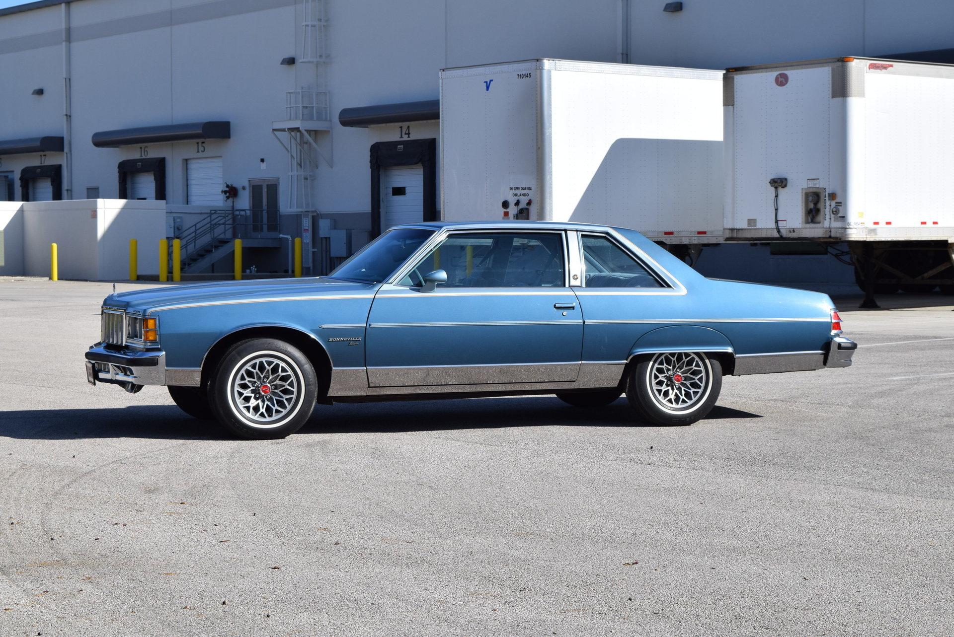 1978 Pontiac Bonneville Brougham for sale #80500 | MCG