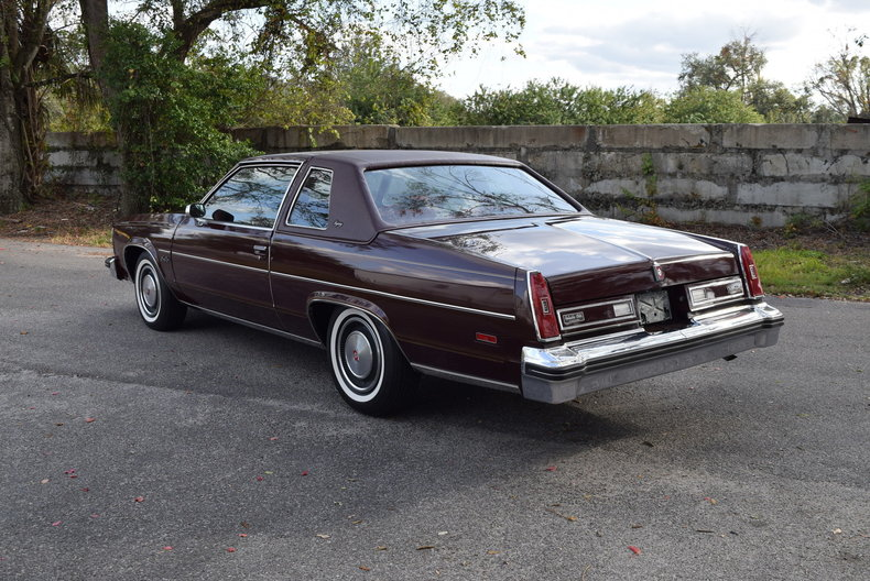 For Sale 1979 Oldsmobile Ninety-Eight
