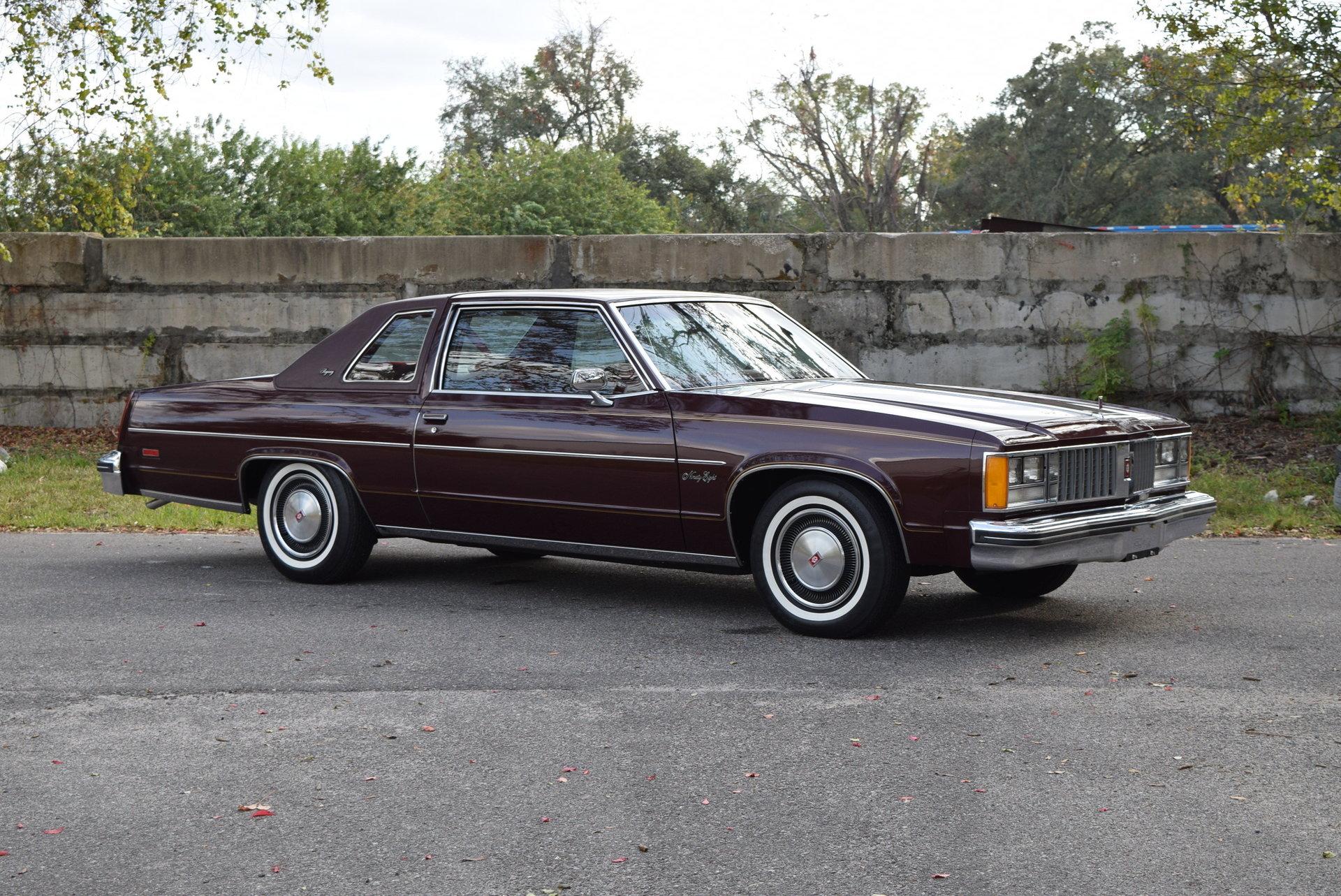 1979 Oldsmobile Ninety-Eight