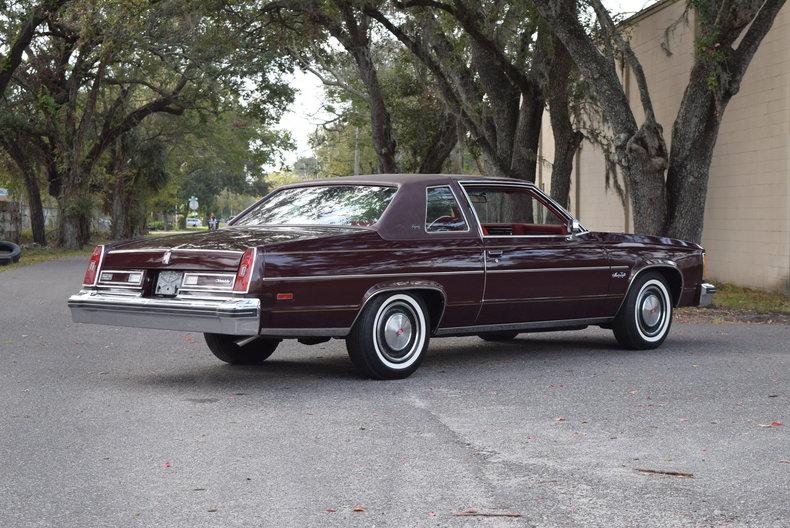 For Sale 1979 Oldsmobile Ninety-Eight