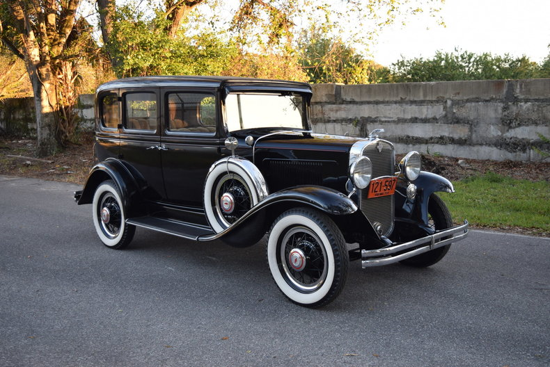 For Sale 1931 Chevrolet Independence