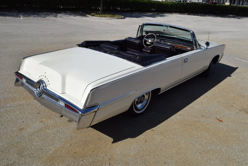 For Sale 1965 Chrysler Imperial
