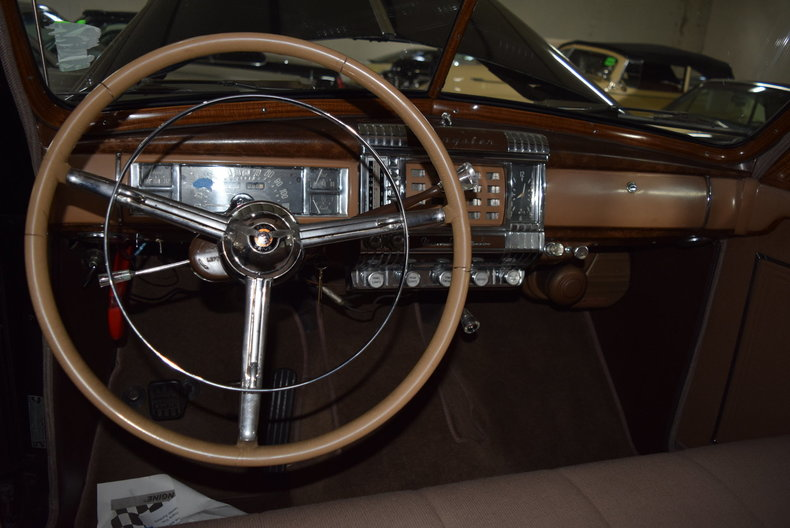 For Sale 1948 Chrysler New Yorker