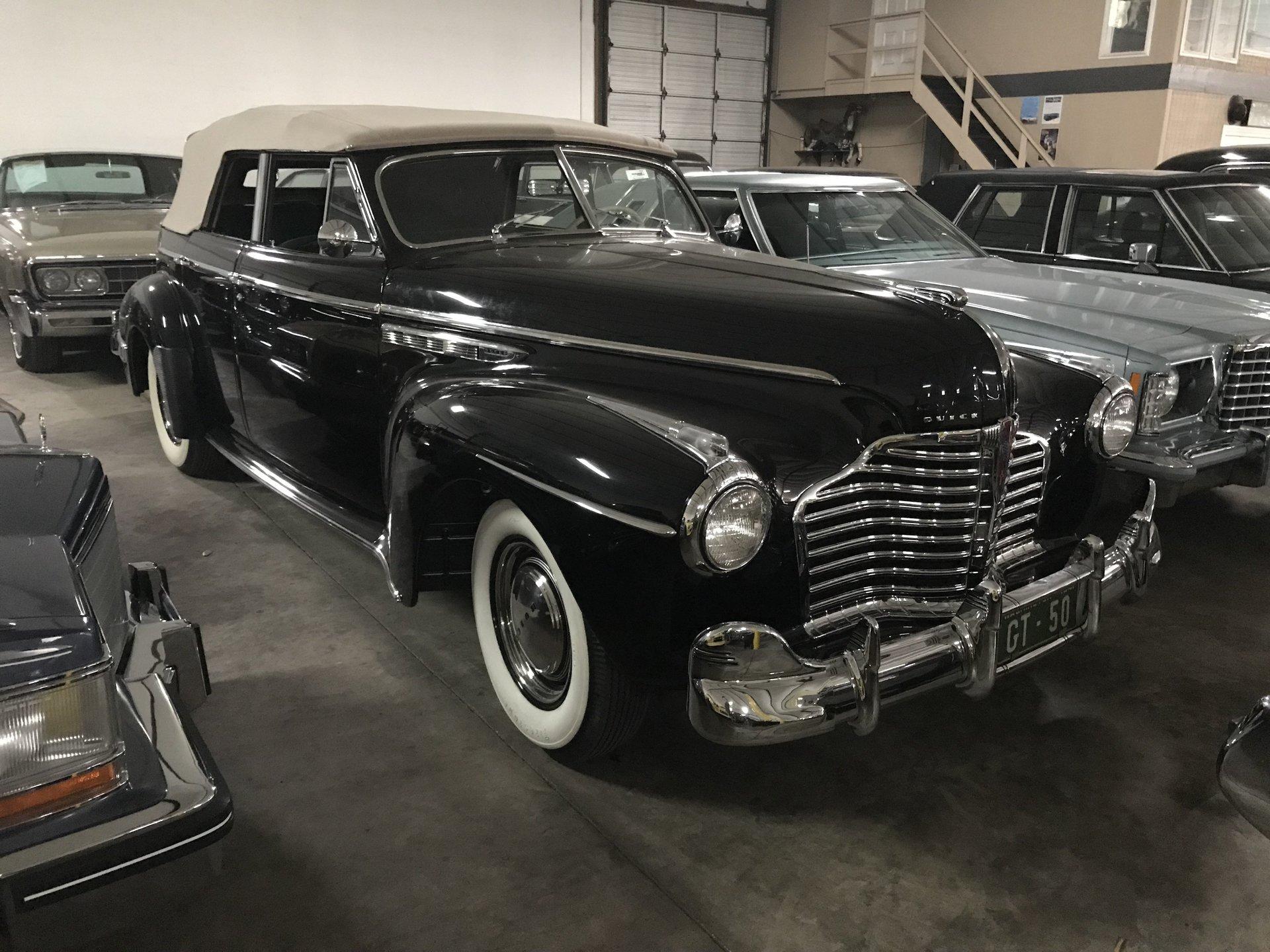 1941 Buick 51C