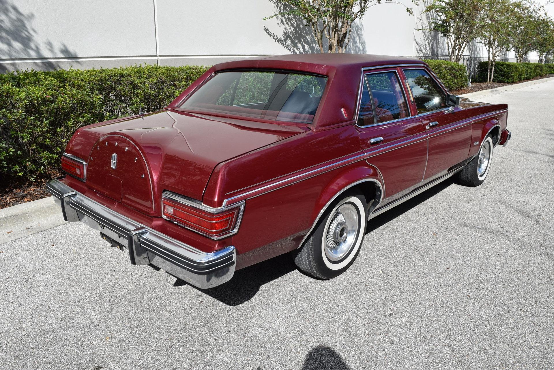 1978 Lincoln Versailles Orlando Classic Cars