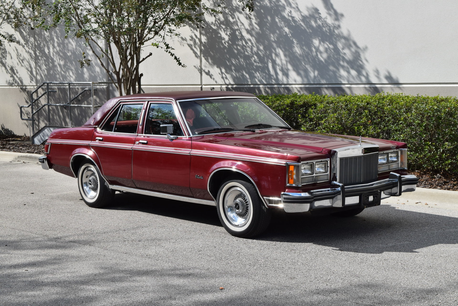 1978 Lincoln Versailles