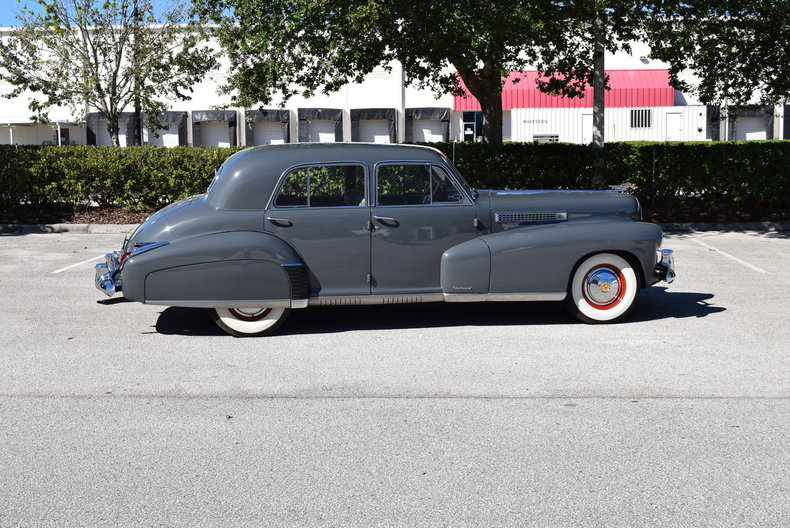 For Sale 1941 Cadillac Fleetwood