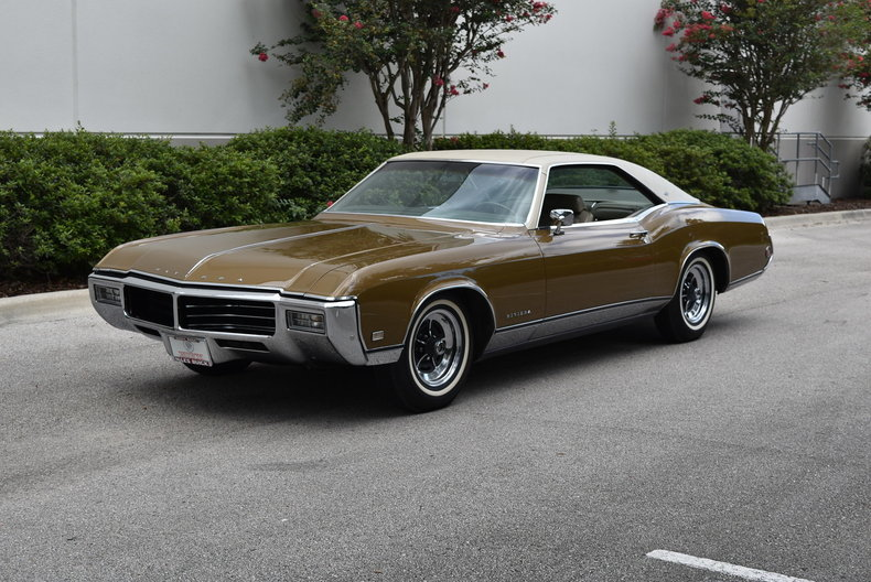 For Sale 1969 Buick Riviera