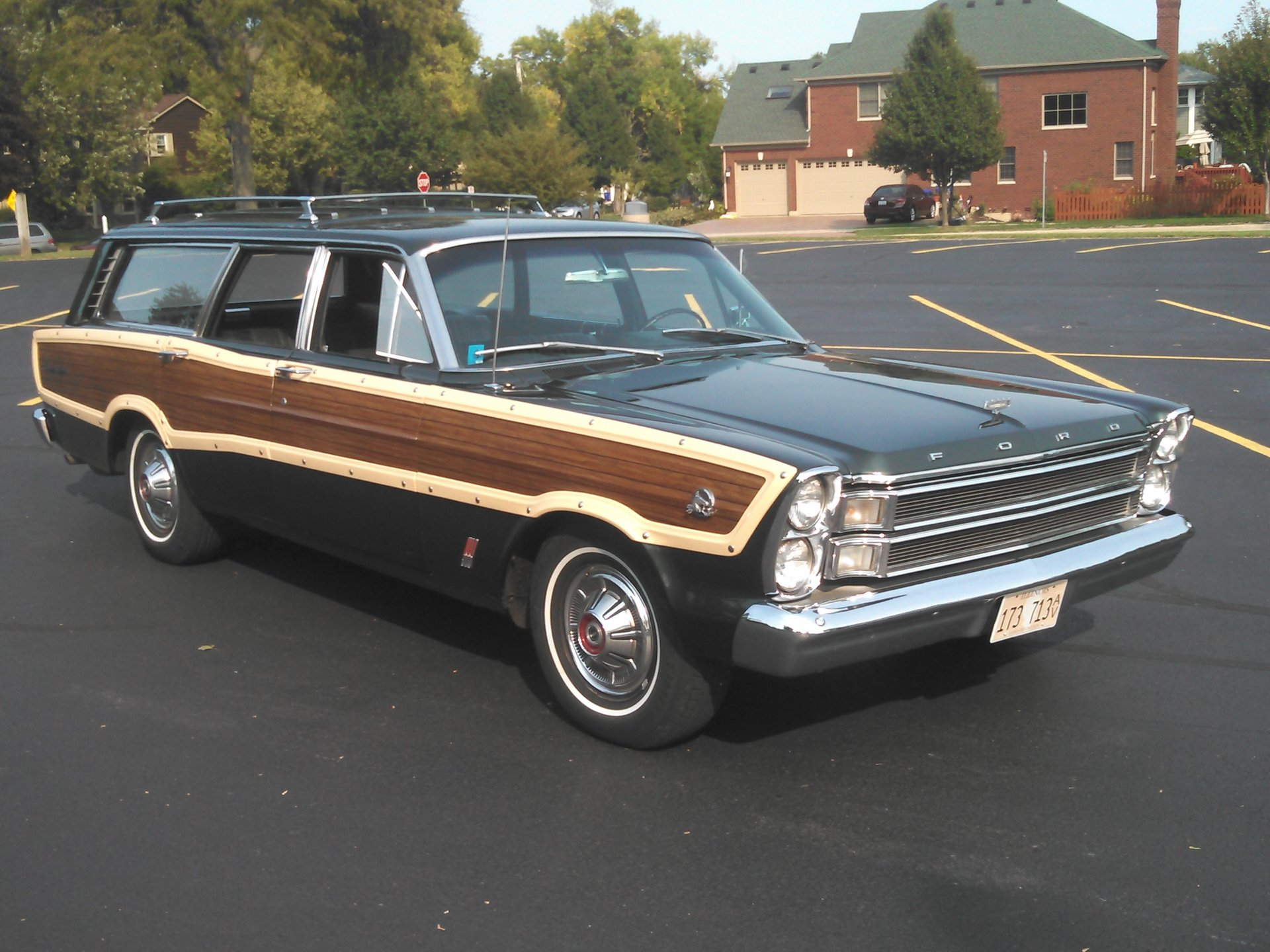 66 ford country squire