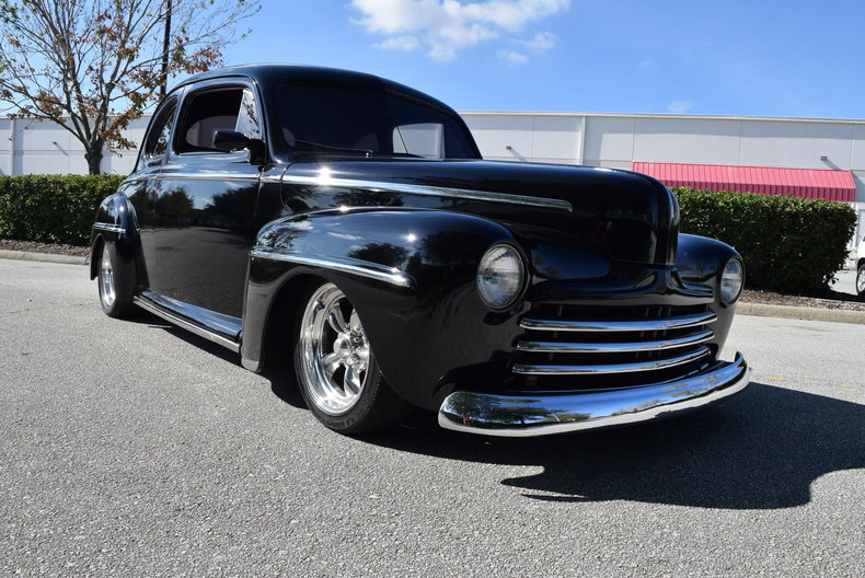 For Sale 1947 Ford Club