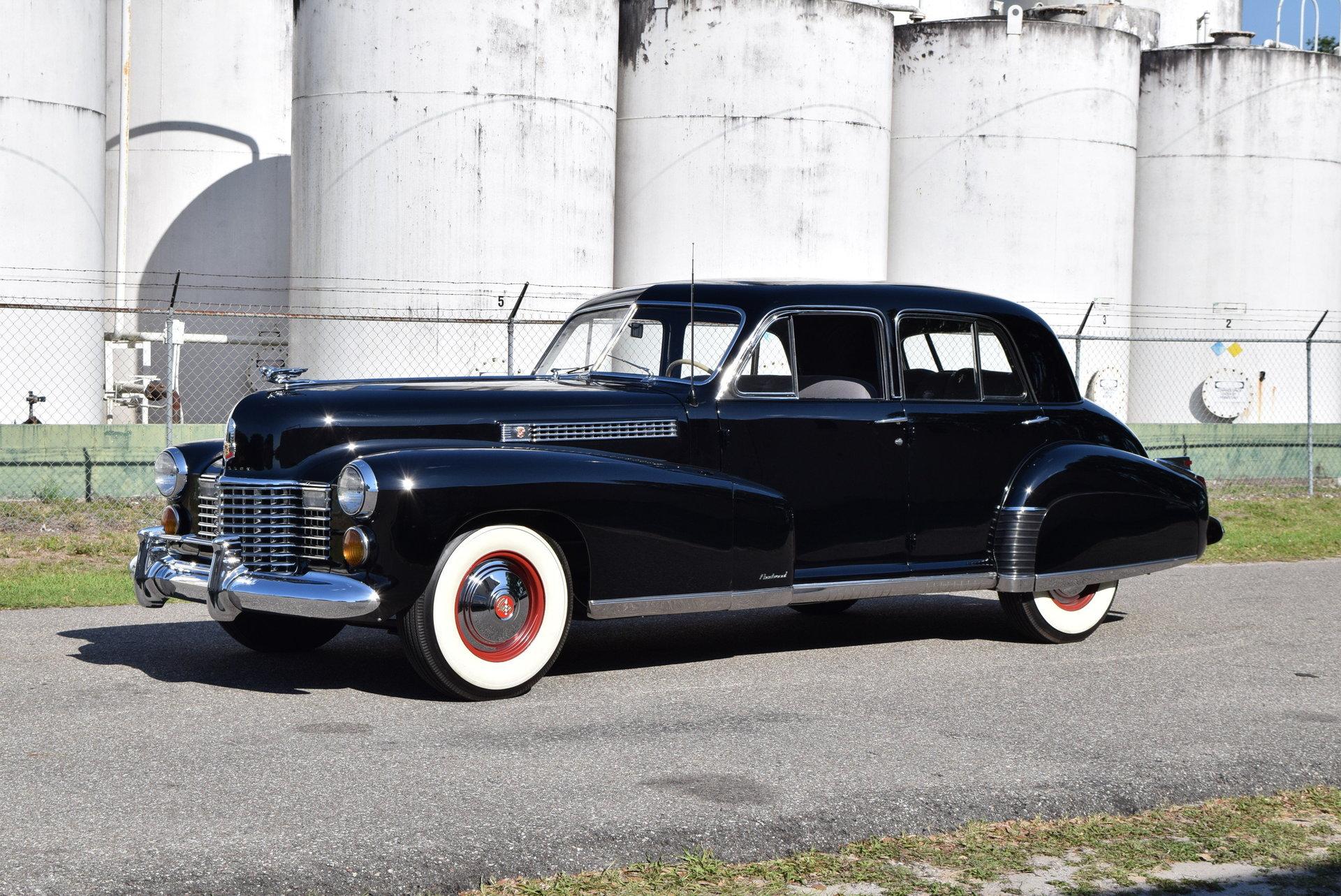 1941 Cadillac Fleetwood 60S
