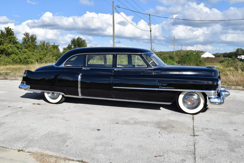 For Sale 1951 Cadillac Fleetwood