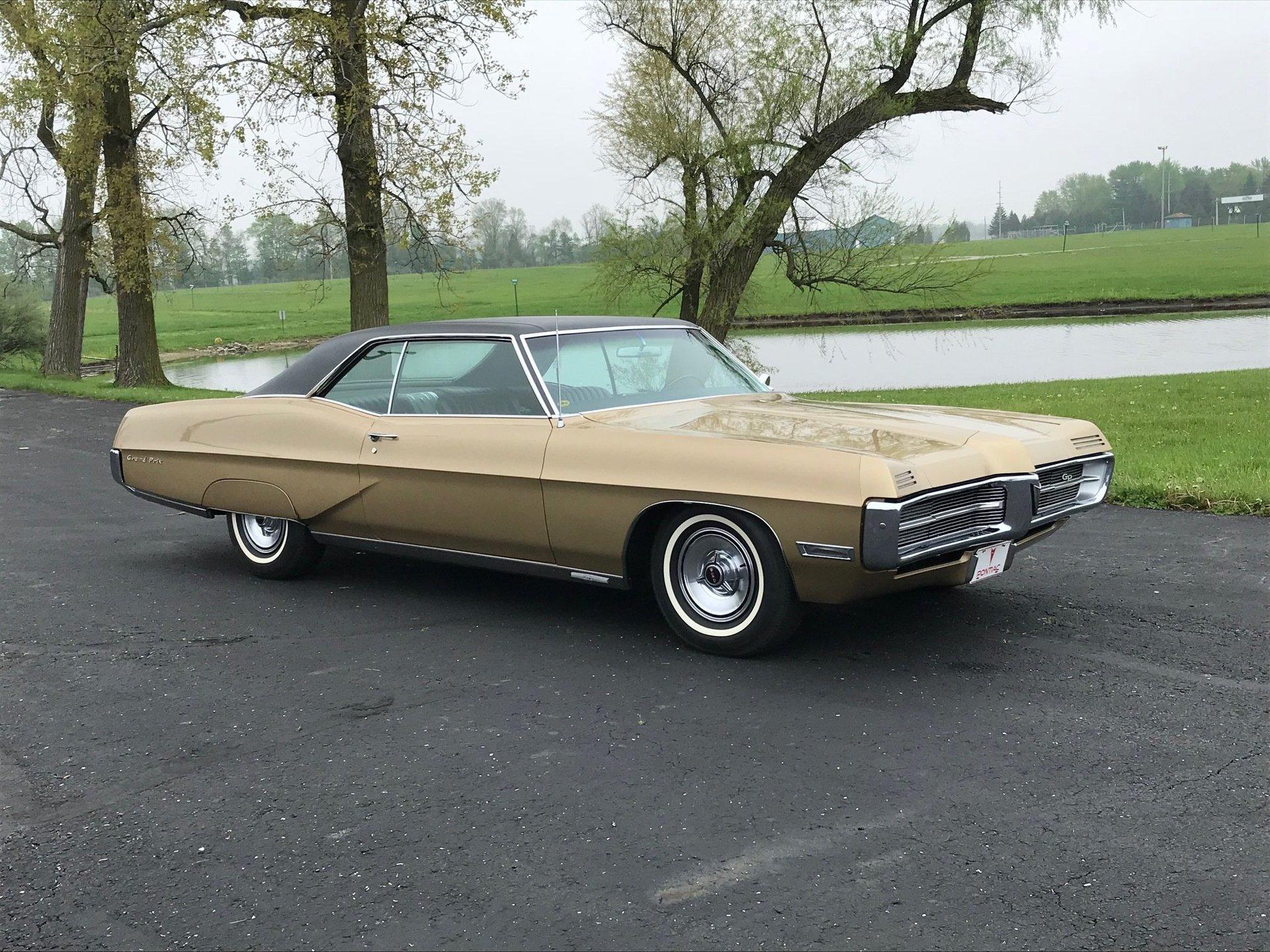 1967 Pontiac Grand Prix For Sale 87882 Mcg