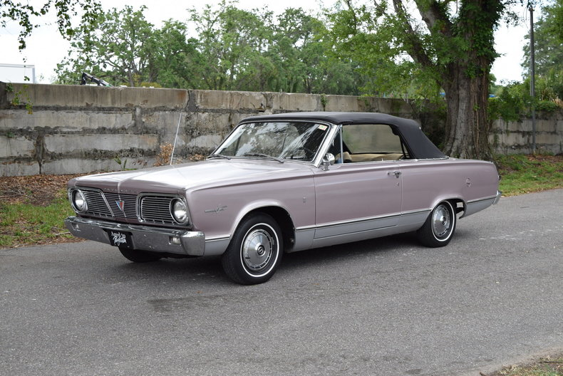 For Sale 1966 Plymouth Valiant