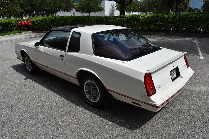 For Sale 1987 Chevrolet Monte Carlo SS