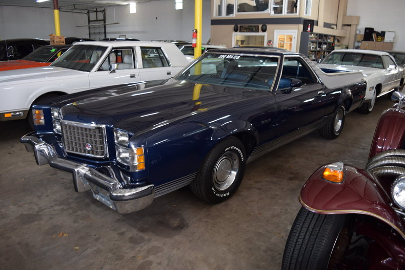 For Sale 1979 Ford Ranchero