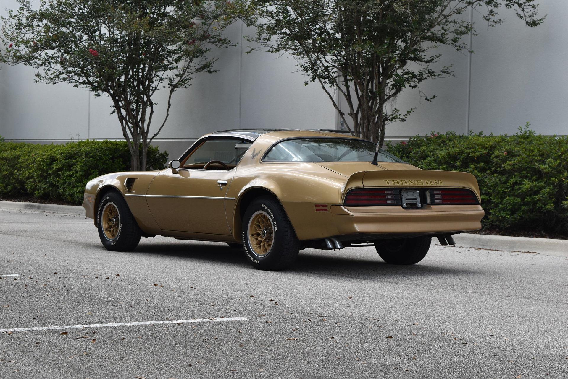 1989 Pontiac Trans Am Orlando Classic Cars - Imagez co