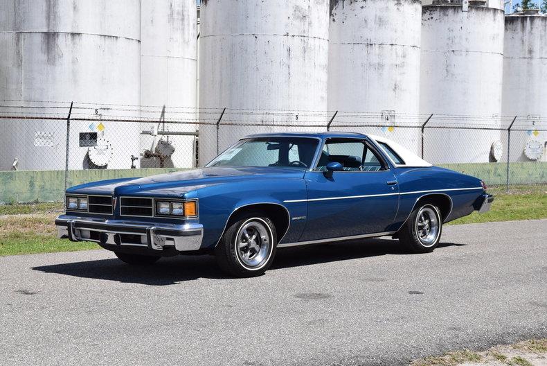 For Sale 1976 Pontiac LeMans
