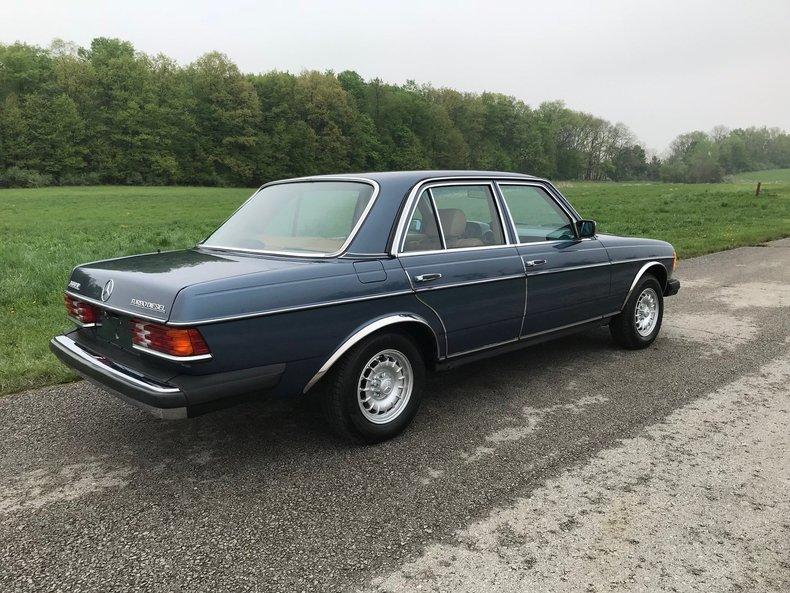 For Sale 1983 Mercedes-Benz 300d