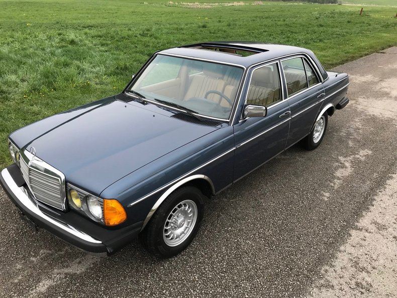 1983 Mercedes-Benz 300d Turbo Diesel for sale #88943 | MCG