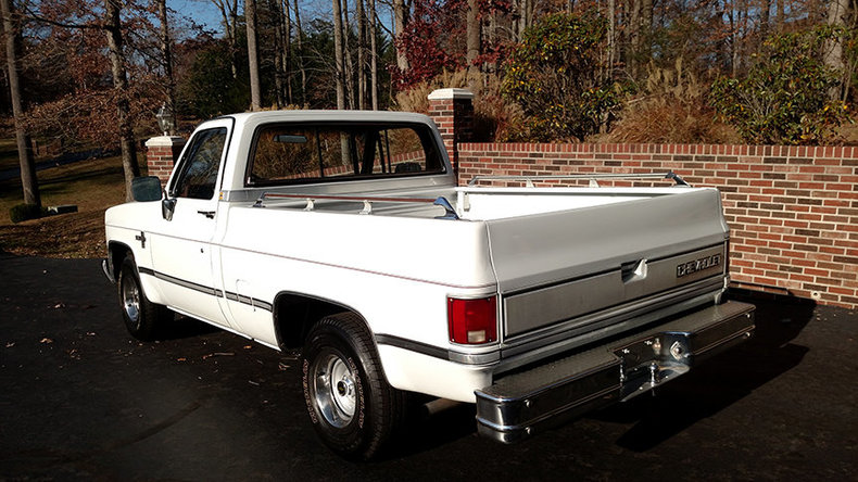 1985 1985 Chevrolet C10 For Sale