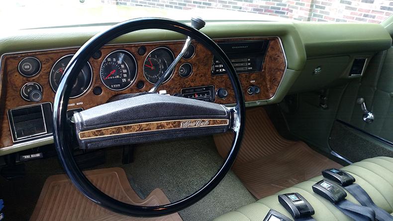 1971 1971 Chevrolet Monte Carlo For Sale