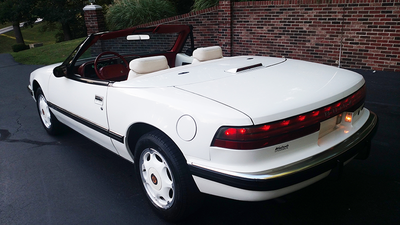 1990 1990 Buick Reatta For Sale