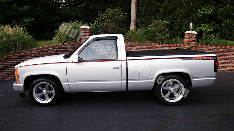 1992 1992 Chevrolet C/1500 For Sale