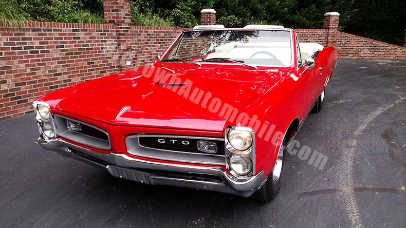 1966 1966 Pontiac LeMans For Sale