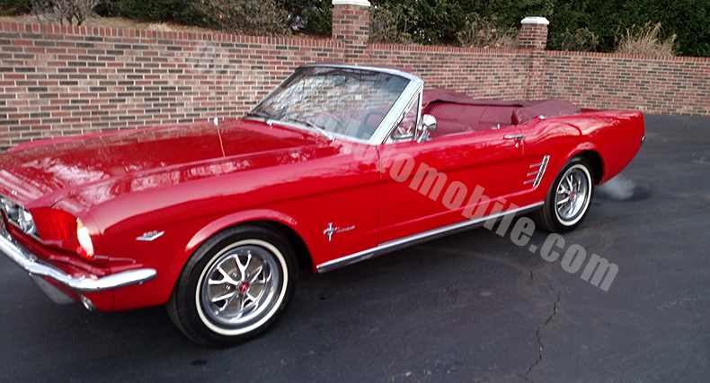 20681d1d03049 low res 1966 ford mustang convertible