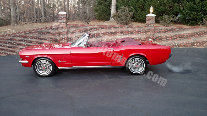 20682bcedf2c8 low res 1966 ford mustang convertible