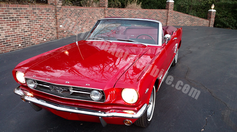 206839813e829 low res 1966 ford mustang convertible