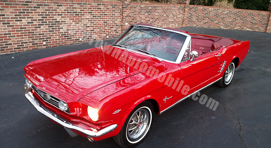 206854289c776 hd 1966 ford mustang convertible