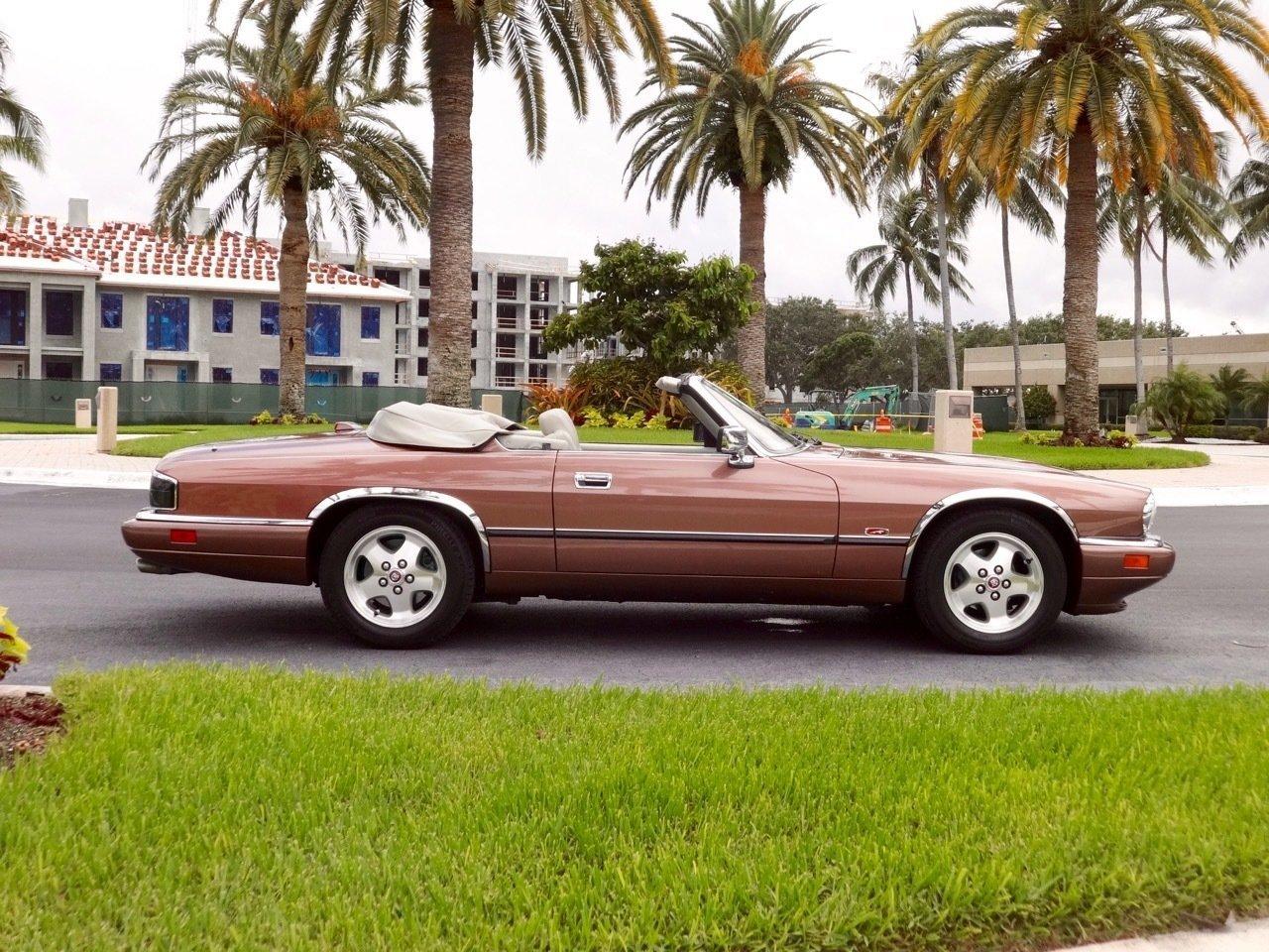 1995 Jaguar XJS CONVERTIBLE for sale #94899   MCG