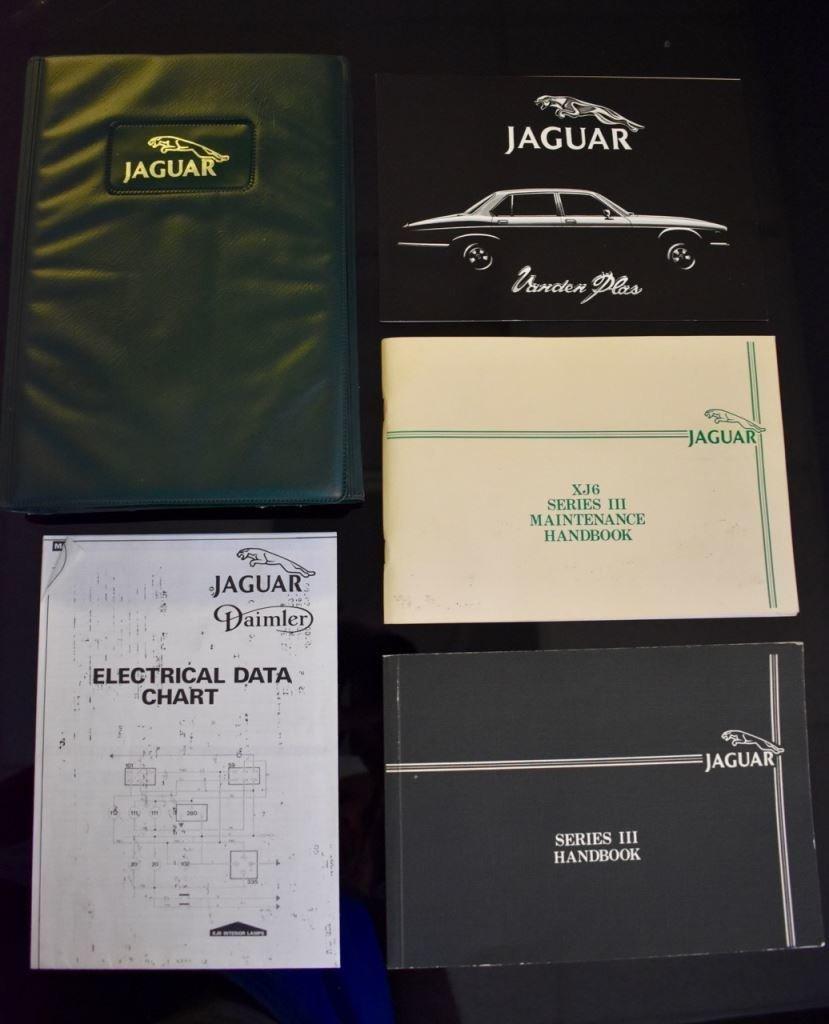 1987 Jaguar Xj6 Vanden Plas For Sale 94793 Mcg Wiring Diagram