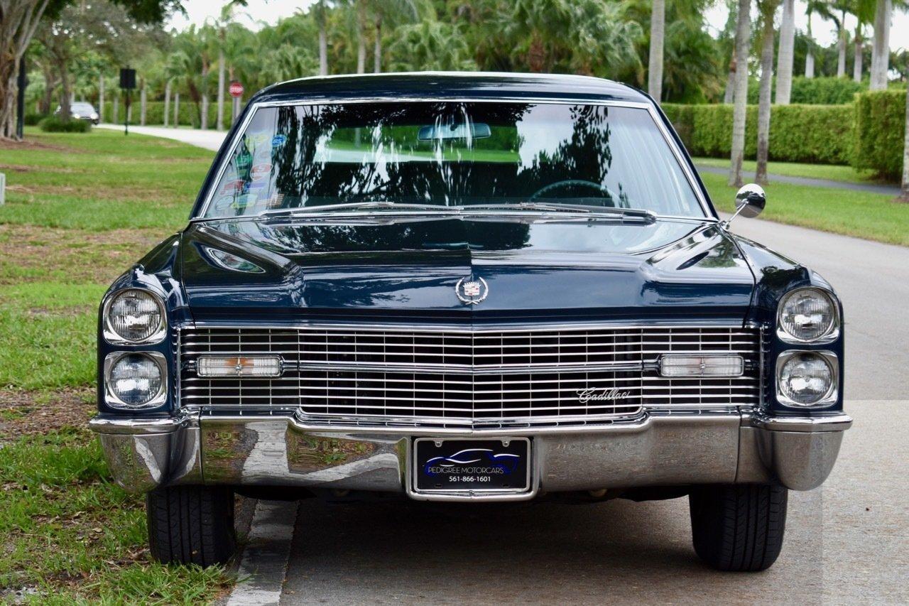 1966 Cadillac FLEETWOOD 75 for sale #94717 | MCG