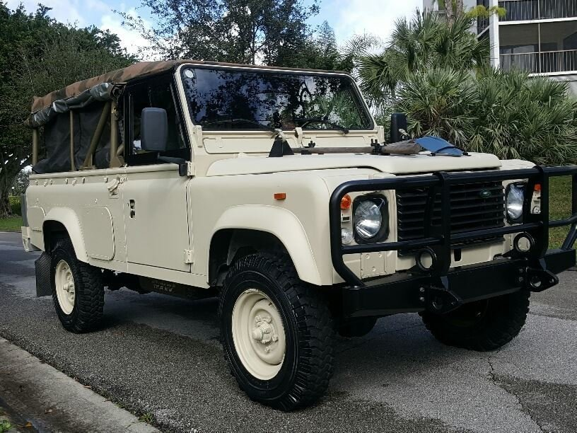 1499c790addc hd 1989 land rover defender 110