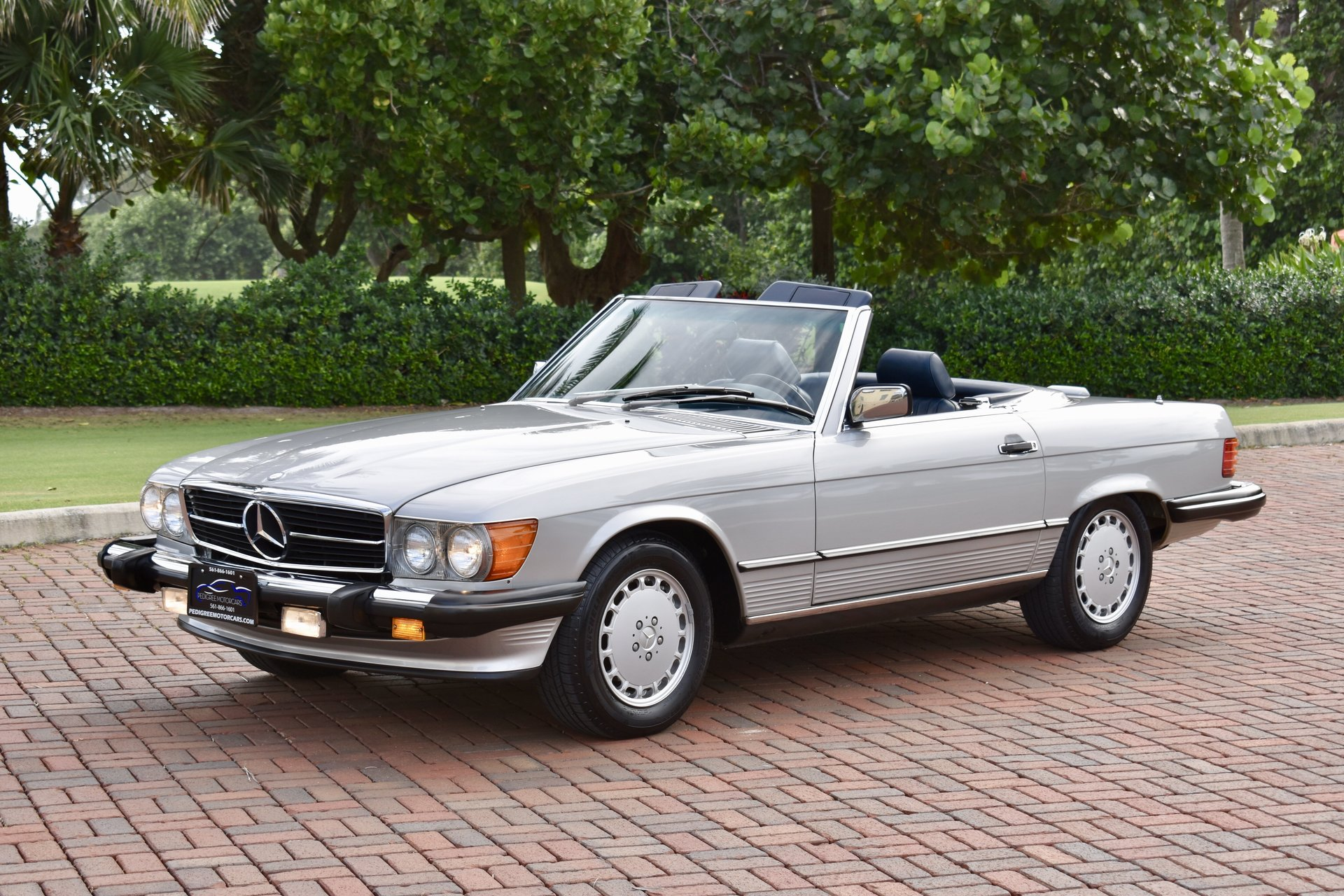 773047f29f09 hd 1988 mercedes benz 560sl