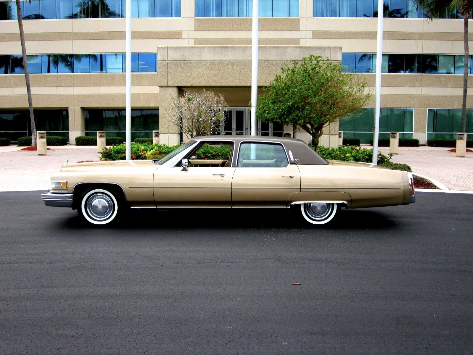 1976 Cadillac FLEETWOOD BROUGHAM for sale #94891 | MCG
