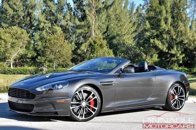 Aston Martin DBS Pinnacle Motorcars - Aston martin dbs