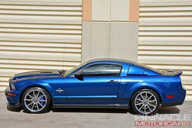 Mustang Gt For Sale Near Me >> 2007 Ford Mustang Shelby GT500 Super Snake 725HP for sale ...